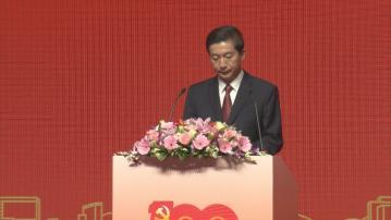 駱惠寧:香港憲制秩序 有缺失時要修補