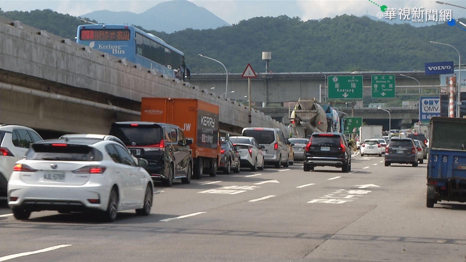 塞爆惹民怨! 交通部:全台14匝道放寬紅燈限制