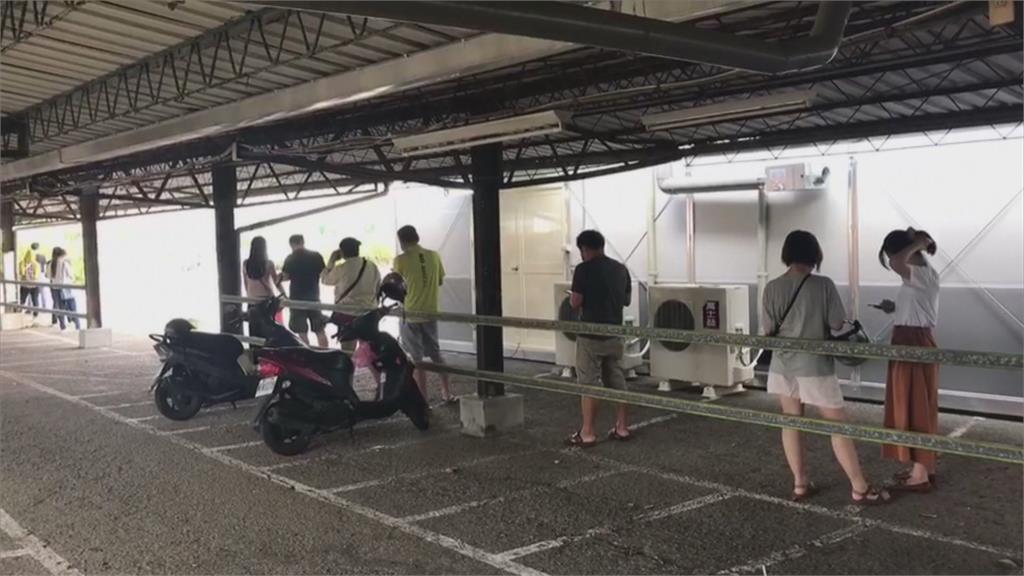 台南鼓勵返鄉先快篩 首日200多人皆陰性