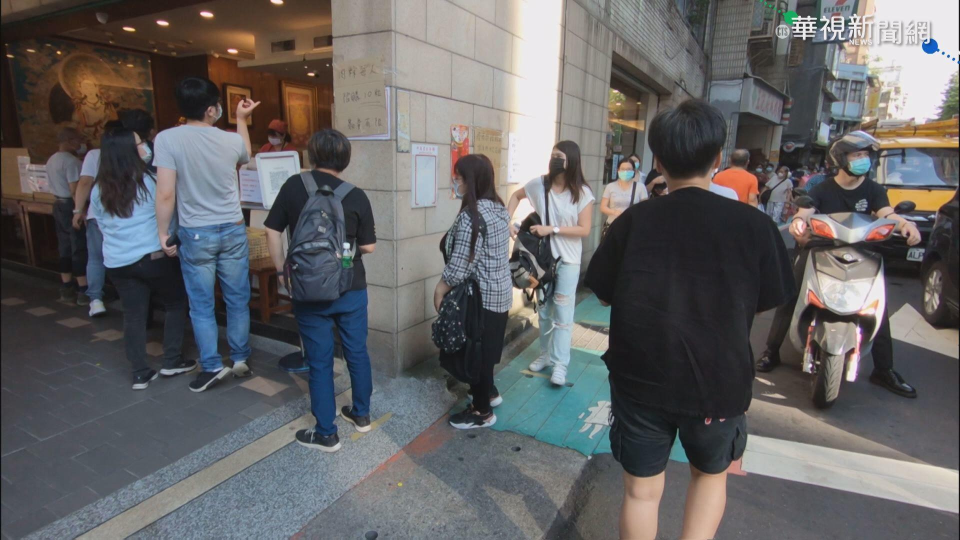 疫情衝擊 端午節台北鬧區如空城