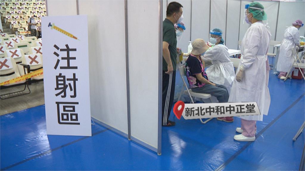 快新聞/「新北不在籍85歲以上長者」週五打疫苗 即起開放登記