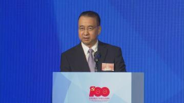 劉光源:持續有外國勢力干預中國內政