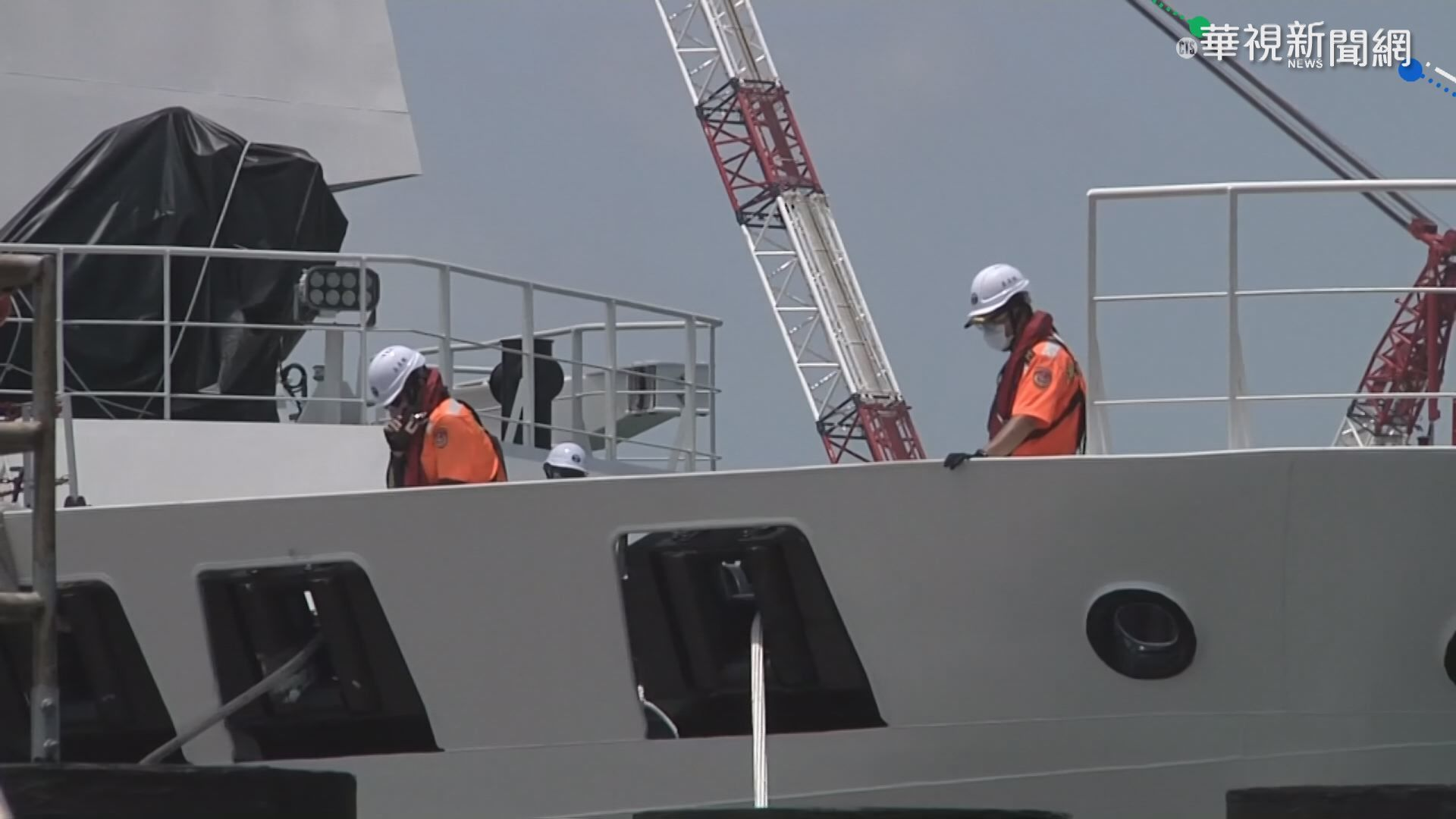 海巡署官員爆搶打疫苗 基層怨打不到