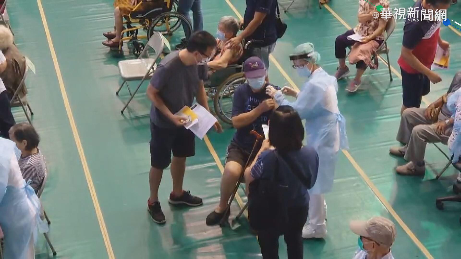 打疫苗頻傳死亡 高醫:引發休克機率低