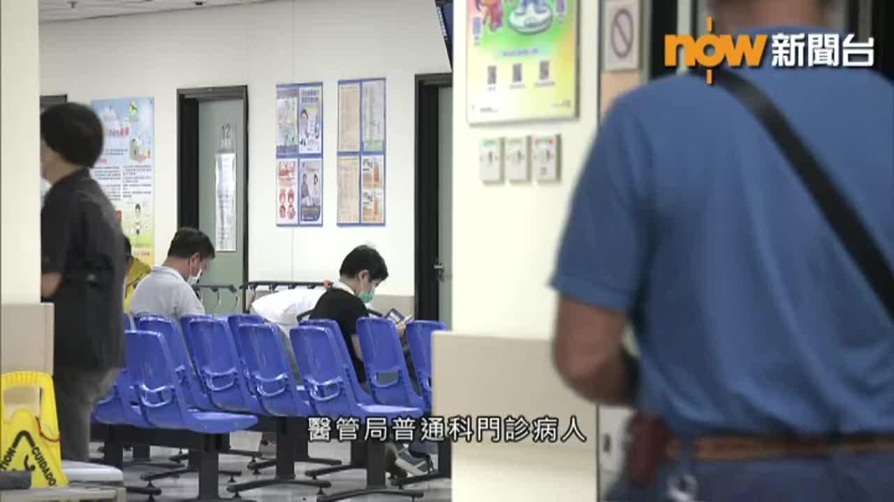 高拔陞:醫管局正試行為長期住院病人接種新冠疫苗