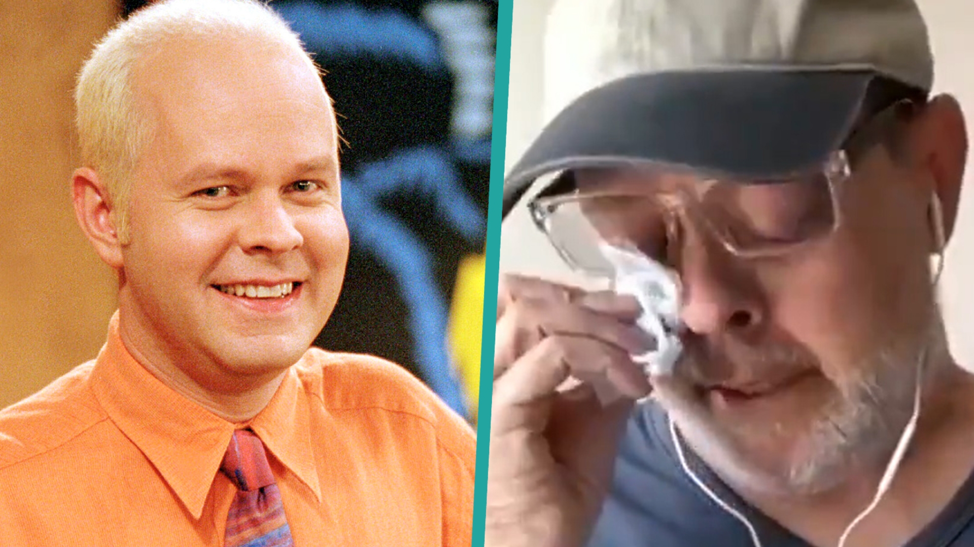 Friends' Alum James Michael Tyler Reveals Stage 4 Cancer Diagnosis: It's 'Gonna Probably Get Me' [Video]