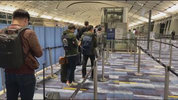 機場地勤初確帶變種病毒 大埔運頭塘邨運亨樓圍封強檢