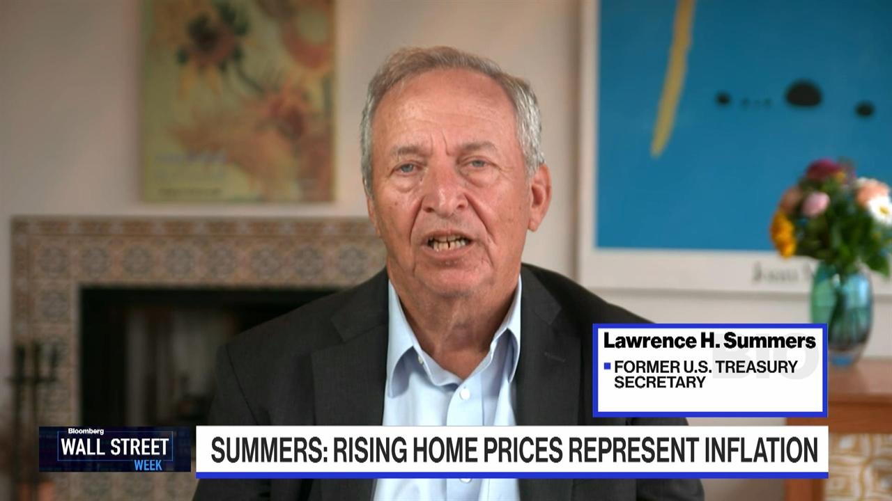 Los precios de las casas dan miedo: Summers