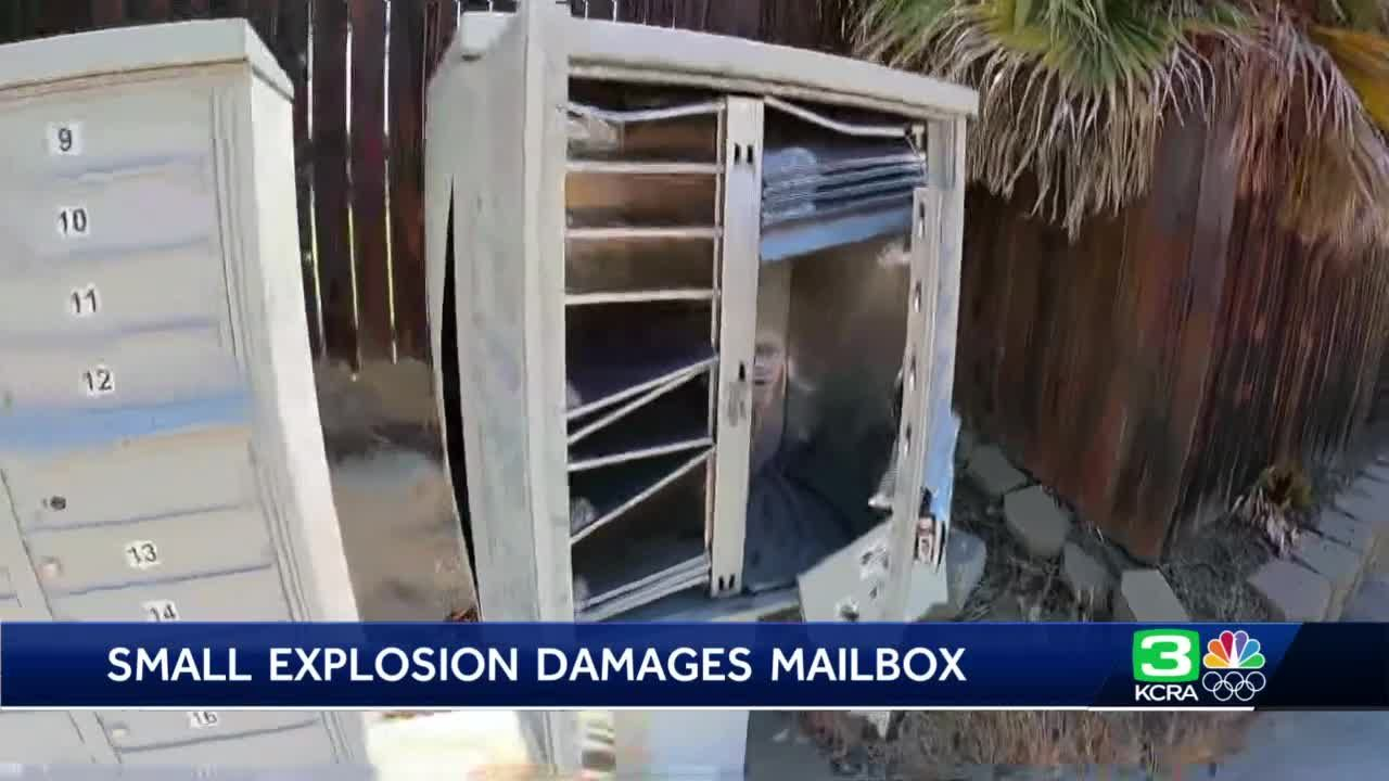 'It's unnecessarily dangerous': Sacramento residents concerned after mailbox explosion
