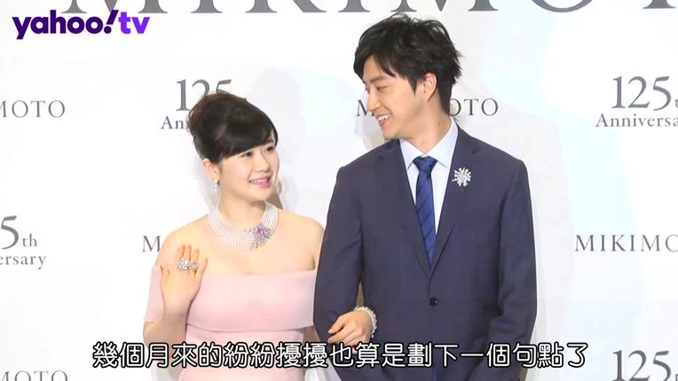 江宏傑宣布終結4年婚姻 福原愛首發聲向中國球迷抱歉