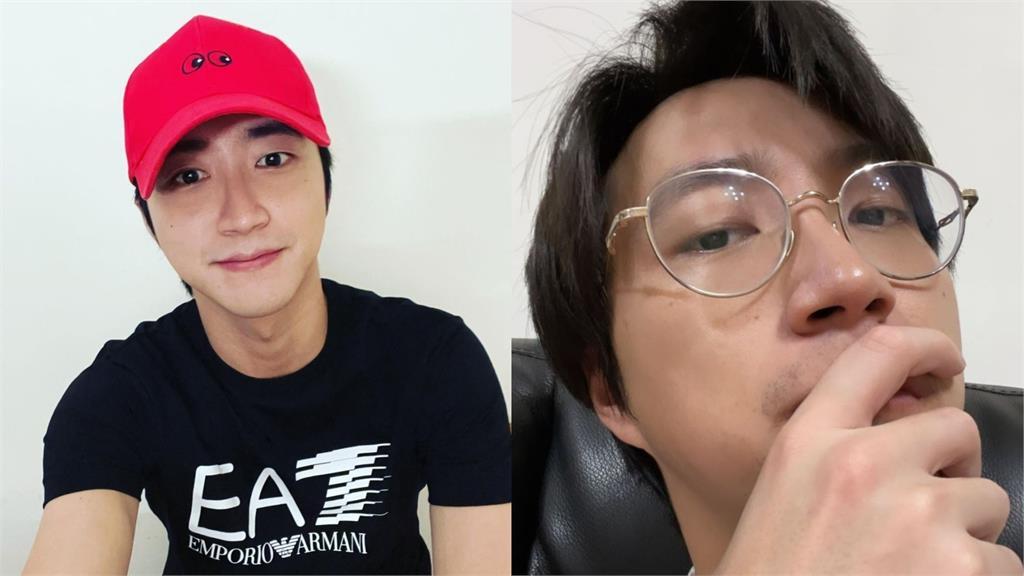 影/江宏傑離婚後首曝正面照!IG問粉絲「下一步」