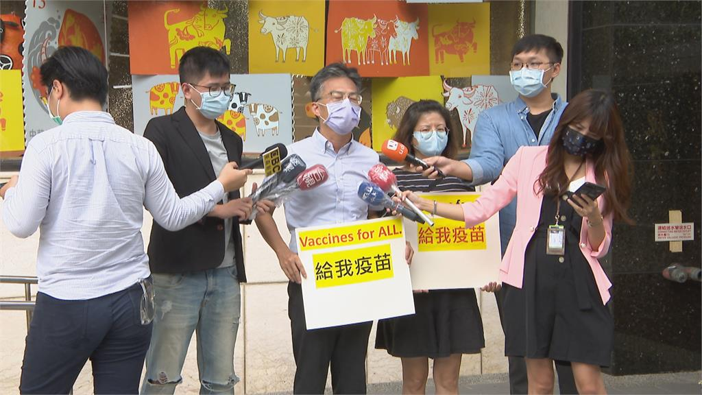 蘇偉碩稱政府擋疫苗 綠:欲加之罪何患無辭
