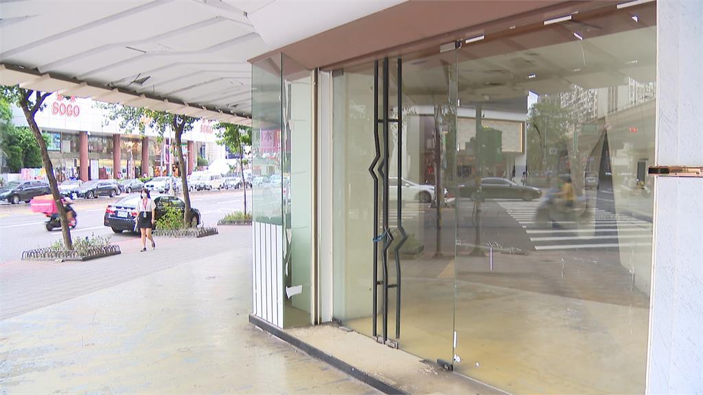 劉媽媽最強三角窗店面又空了!東區空置率達13.5%