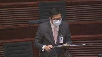 鄧炳強:反對美化淡化恐怖主義行為 若違法會全力調查