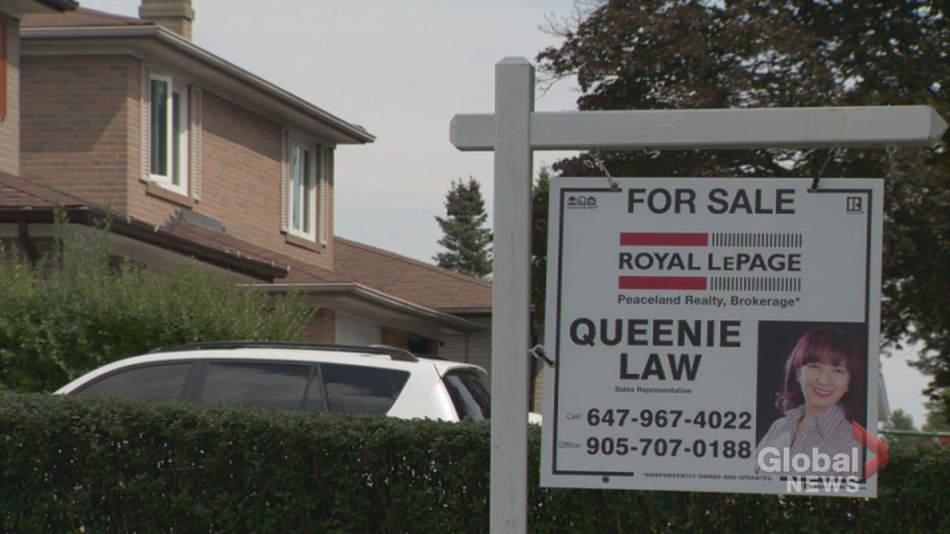 Royal LePage forecasts cooling of housing market in 2022