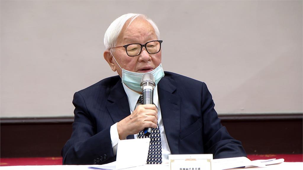 APEC領袖會議 張忠謀喊話 台灣須更多疫苗
