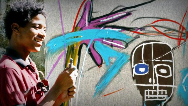 news.yahoo.com: Jean-Michel Basquiat's impact on hip-hop culture