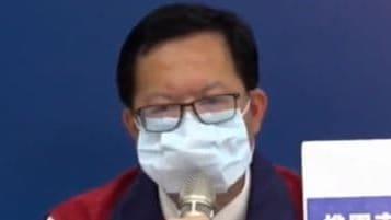 桃園本土+3 確診孫從台北返家傳染九旬翁