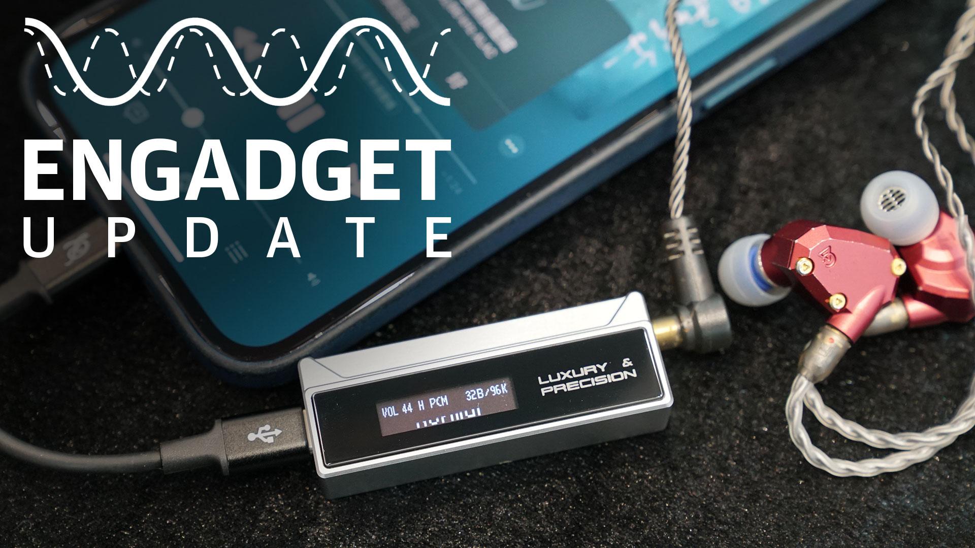 Engadget Update EP106:Apple Music 聽高解析度音樂速成班|Engadget 中文版