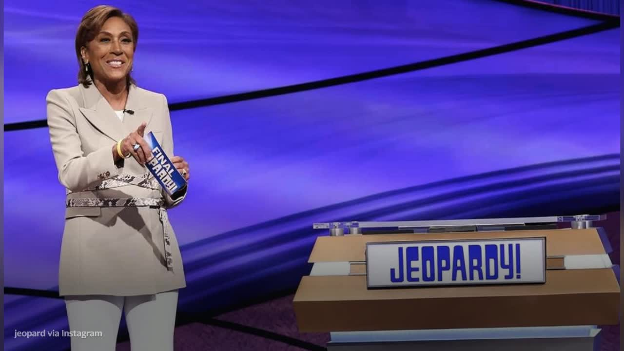 'Jeopardy!' guest host Robin Roberts remembers the 'kind, intelligent and philanthropic' Alex Trebek on his birthday