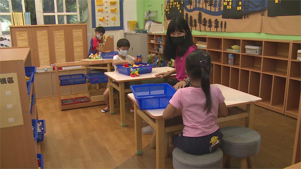 中市幼兒園將先鬆綁 盧秀燕視察「漸進式降級」