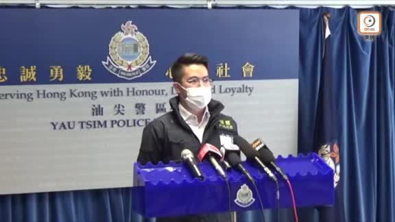 警油麻地打擊代客泊車霸佔車位 拘8男女估計月入30萬