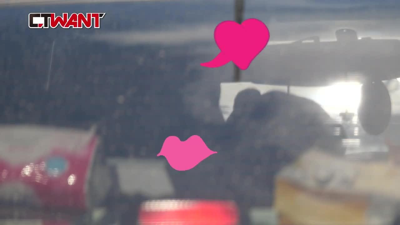 CTWANT 娛樂追緝令》直擊!利莉CP玩真的 比利、凱莉車內微解封秀親密