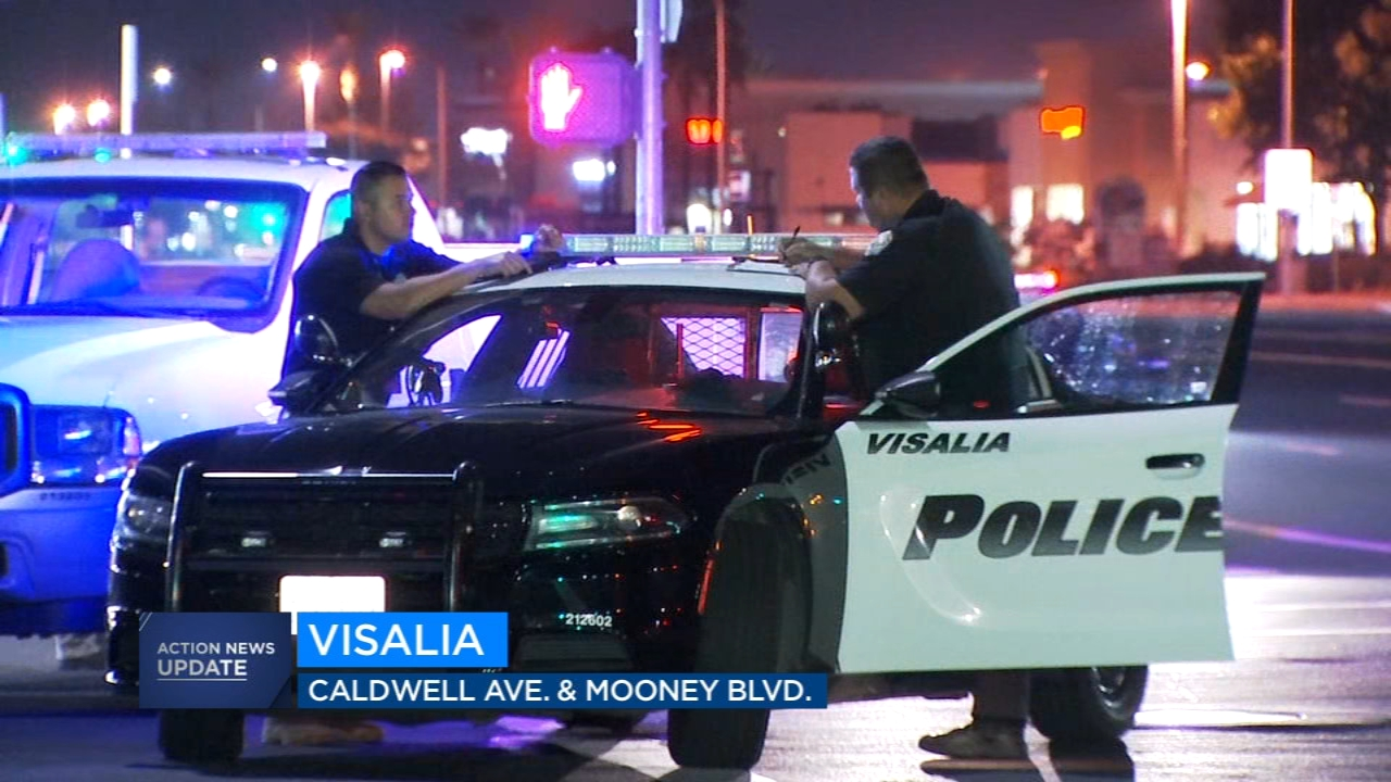 3 arrested in deadly Visalia shooting