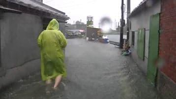 高雄永安地勢低逢雨必淹 陳其邁允改善