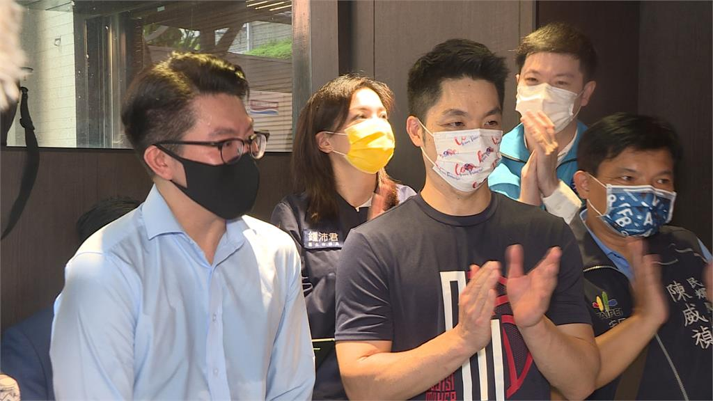 民調穩勝對手 蔣:疫情當前不討論選舉