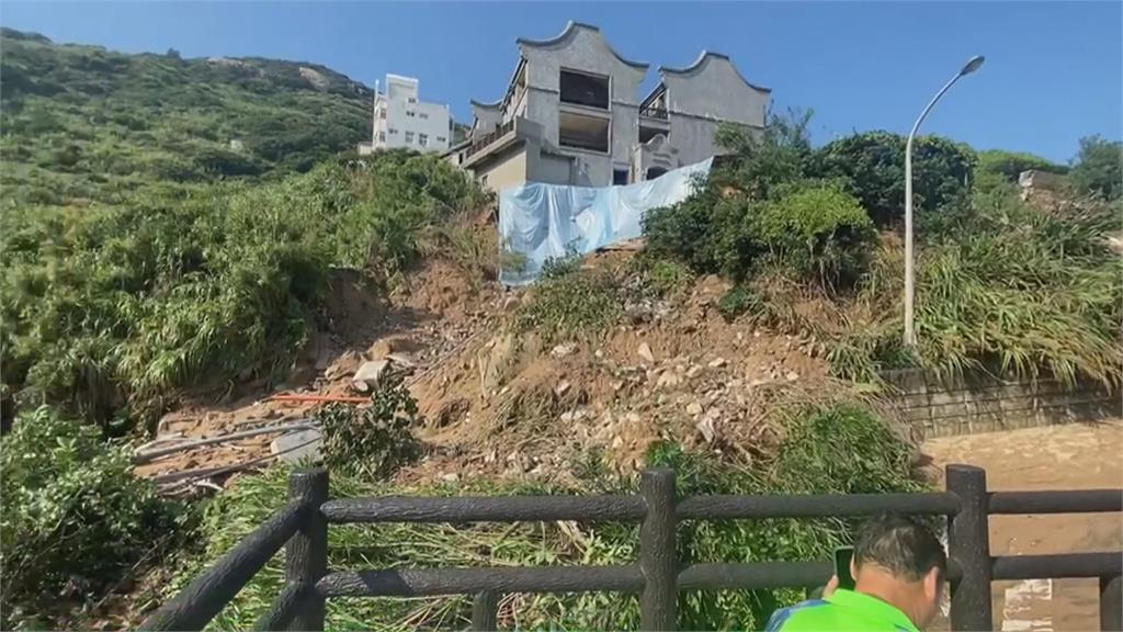 歷年最慘!馬祖芹壁村土石流肆虐 國軍急救援