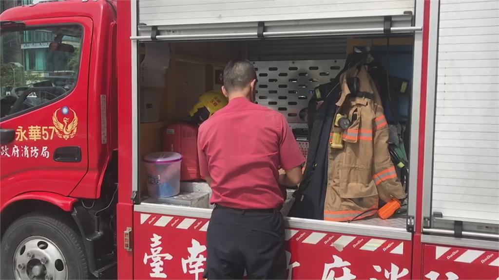 台南消防主管 被令追劇《火神》寫心得