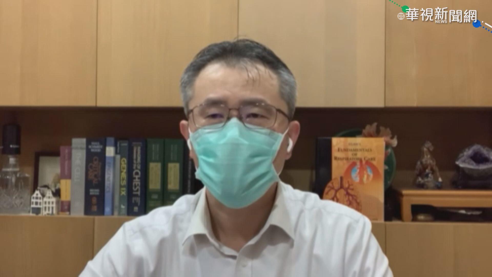 12人突破性感染 專家示警4類高風險