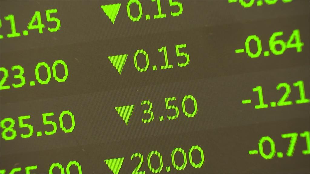 台股「V轉秀」僅曇花一現 週四大跌逾3百點