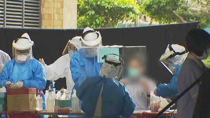 台電確診孕婦同住幼兒染疫 職場維持3人未增個案