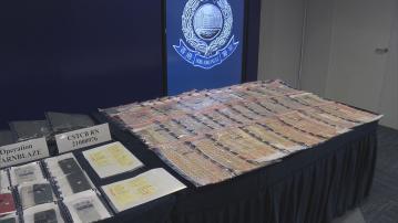 19人被捕涉網上以加密貨幣騙款約1100萬元