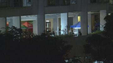 荃灣寶石大廈第一座570人強制檢測 無確診個案