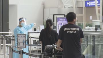 本港增五宗輸入確診 四人帶L452R變異病毒株