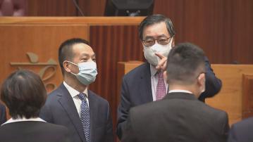 黃柳權出席十四五規劃講座 首京官到立法會宣講