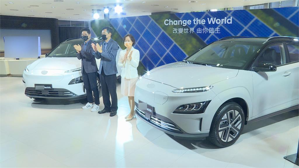 在台啟動電動車元年 車商衝刺新能源發展