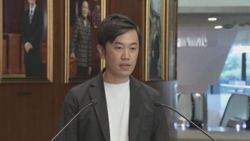 選委登記無效兼失議席 鄭松泰:相信與曾倡修改基本法有關
