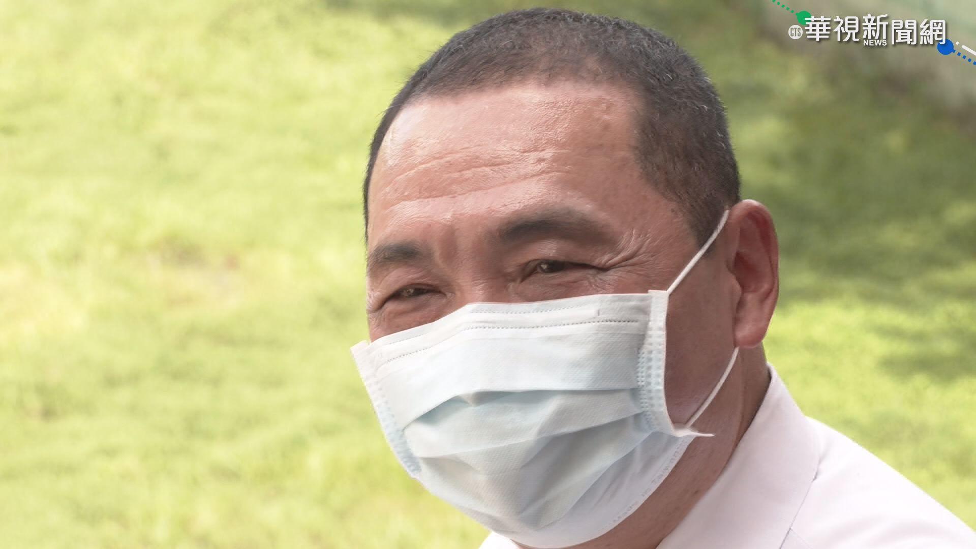 三峽家庭群聚10染疫 侯:盼不影響開學