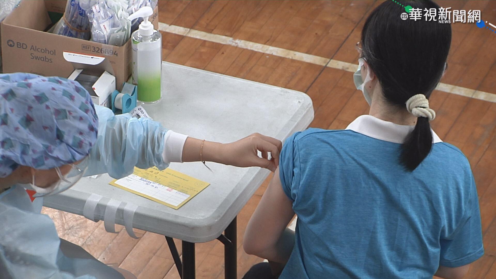 青少年接種BNT 各國傳多起心肌炎案例