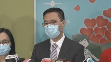 楊潤雄:暫未有學校師生達七成接種率 稍後再審視情況