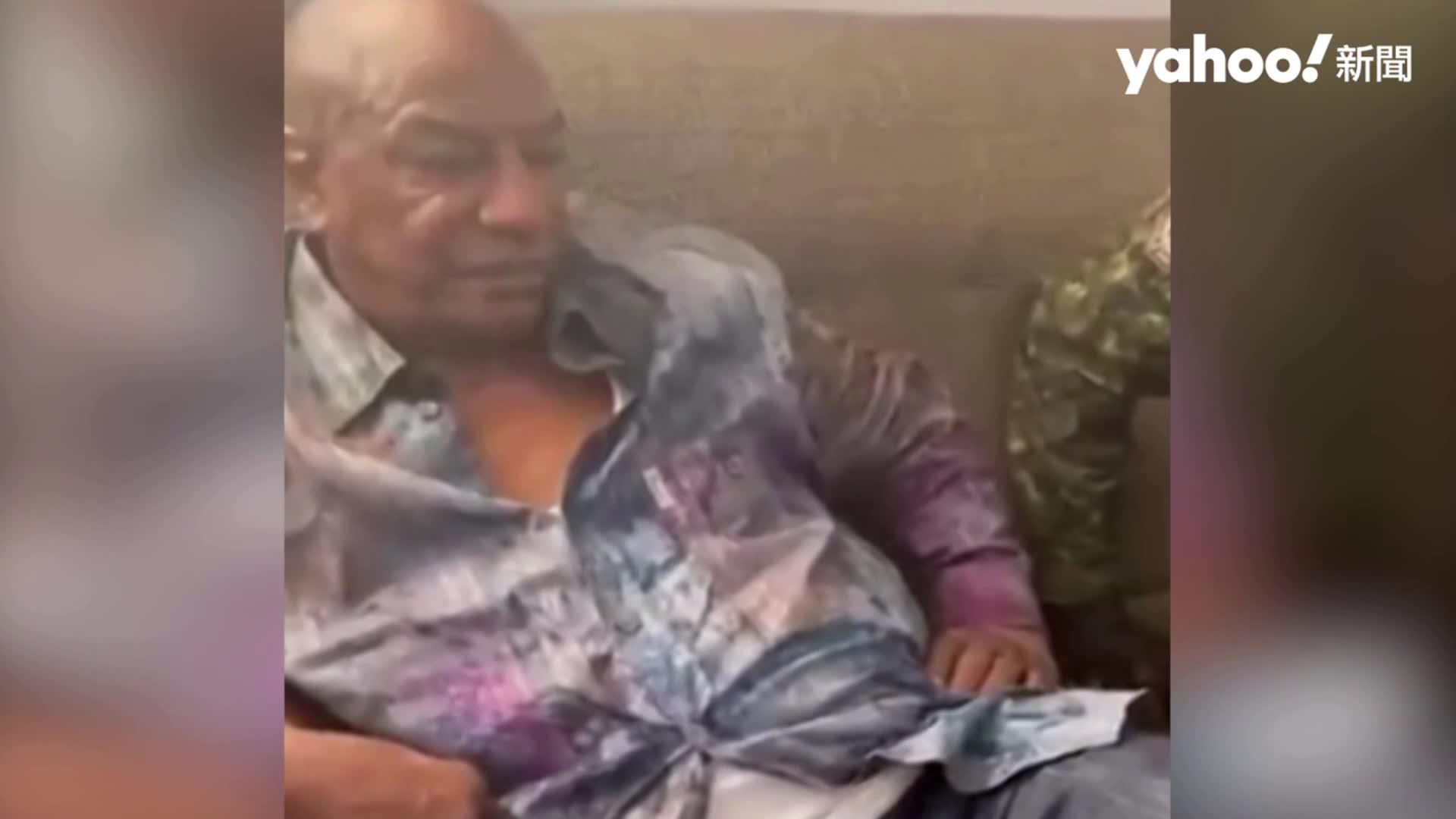 疑幾內亞總統遭挾持影片瘋傳 叛軍稱解散政府民眾街頭慶祝