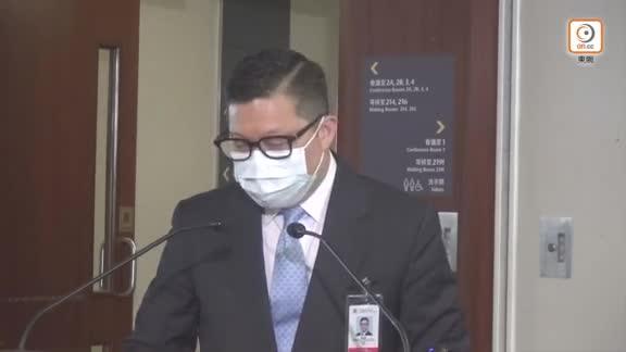 支聯會拒向國安處交資料 鄧炳強揚言盡快執法:證據在法庭顯現