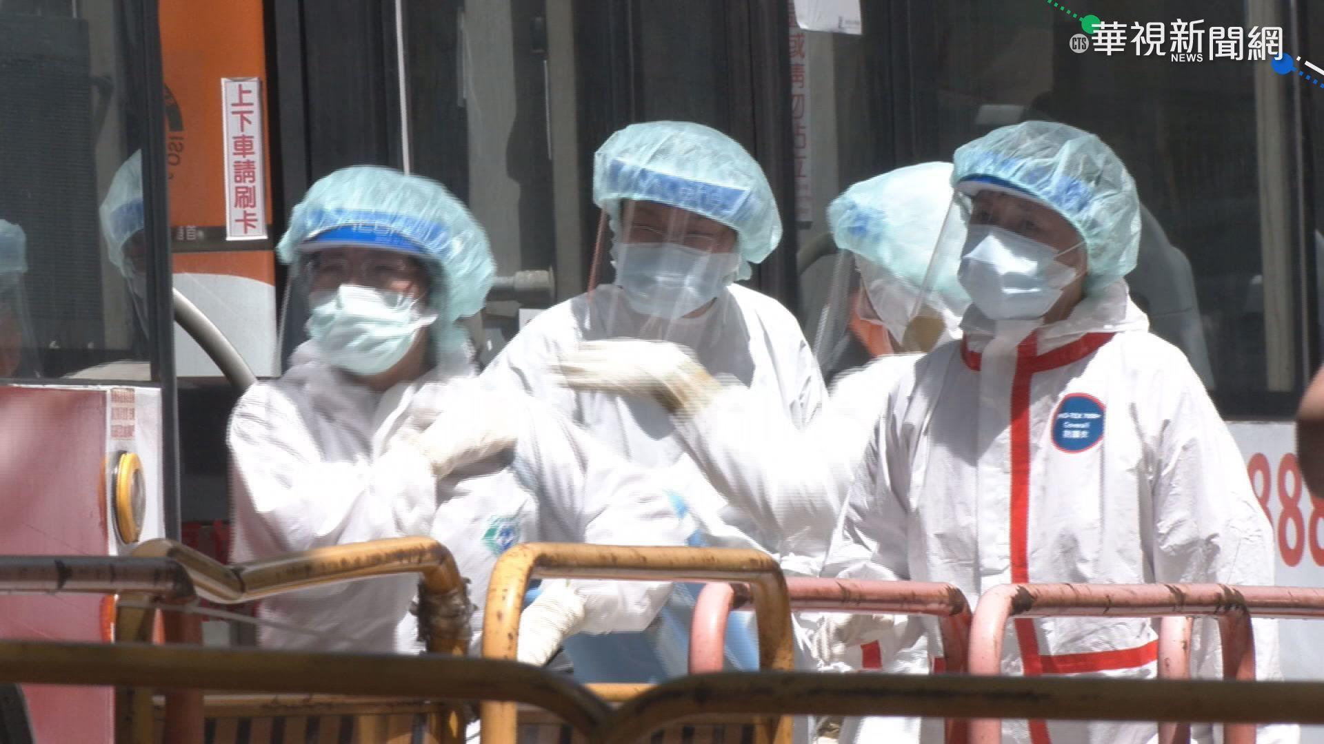 松山確診者學校 全校678人PCR全陰性