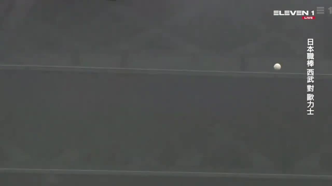 Cory Spangenberg兩分砲!!本季第6轟出爐!! 9/11 (六) 西武 vs 歐力士