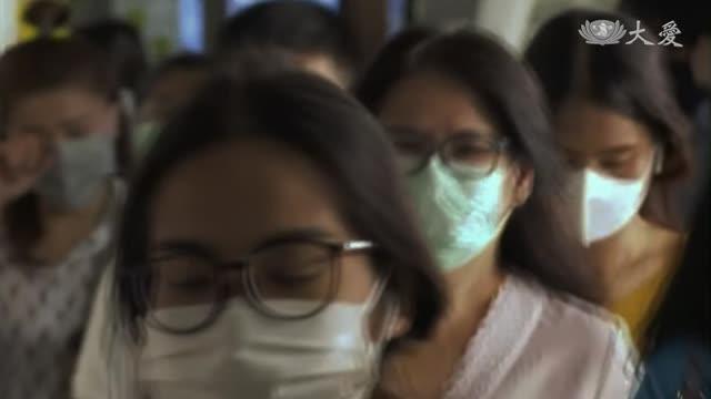 泰國疫情嚴峻 志工守護前線關懷弱勢