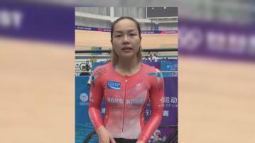 李慧詩全運會凱林賽獲得銅牌 今屆共贏得一金一銅
